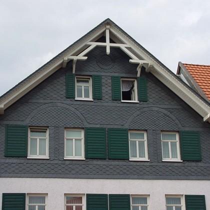 Außenfassade Wachstedt