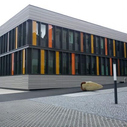 Fassade Chemnitz