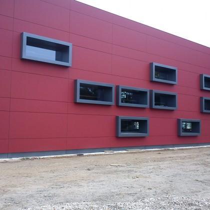 Fassade Siegburg
