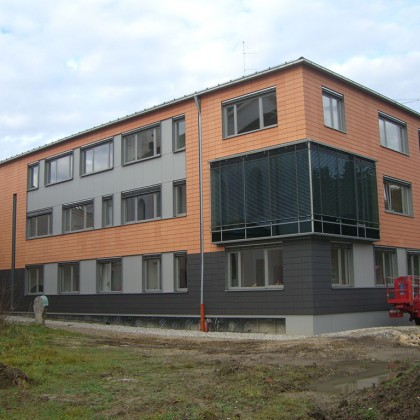 Fassade Sonneberg